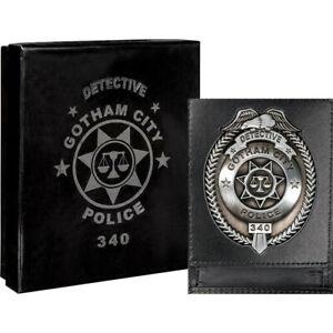 Batman Gotham City Police Department Badge Replica