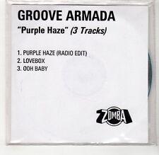 (GJ168) Groove Armada, Purple Haze - DJ CD