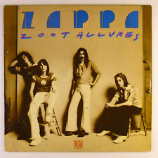 "12"" LP - Zappa - Zoot Allures - B4410 - washed & cleaned"