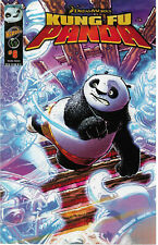 Kung Fu Panda #6 Dreamworks Kizoic Comics 2012 Ape Comic kids childrens book