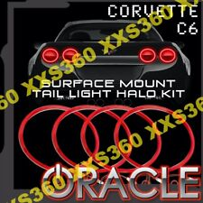 ORACLE Chevry Corvette C6 05-13 LED TAIL LIGHT Halos SURFACE MOUNT Afterburner