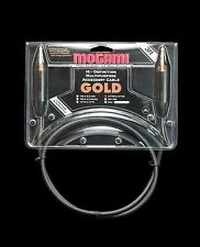 Mogami Gold GOLDTRSTRS3 3 ft TRS To TRS Cable