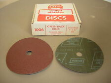 "Norton 1006 7"" Grinding Disc Sanding Disks 50 Grit  25 Pack  7"" X  7/8"" hole"