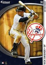 NICK SWISHER Fathead Tradeables 5x7 Inch New York Yankees Removable Sticker