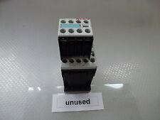 Siemens 3RT1016-1BB41, 24VDC und Siemens 3RH1911-1FA11 unused