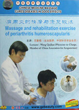 Chinese Medicine Massage Cures Diseases - Periarthritis Humeroscapularis Dvd