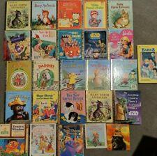 Little Golden Books (Lot Of 26) Various titles.