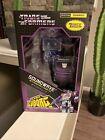Super7 Transformers Super Cyborg -Soundwave Clear (NYCC 2020)