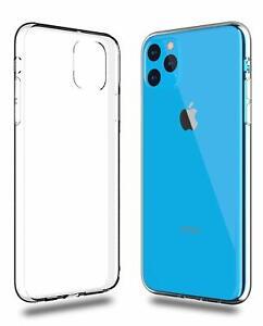 Organicguru® TPU Case for iPhone 11 / Pro / Max Soft & Flexible Crystal Clear