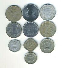 India - Republic - Lot of 10 different coins - Great Starter - Lot # IN-25