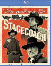 Stagecoach [Blu-ray], Very Good DVD, Waylon Jennings,Elizabeth Ashley,Kris Krist