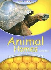 Animal Homes (Science Kids)-ExLibrary