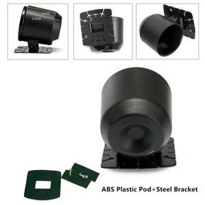 52mm Gauge Pod Type Cup Car Auto Mount Holder Meter Dash Pod Bracket Black