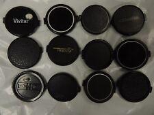 Choose ONE Snap-In Pinch Lens Cap:  49,  52, 55, 58, 62, 67, 72, 77mm