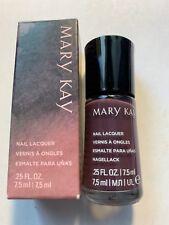 Mary Kay Nail Polish Lacquer Limited Edition ~ Violet Silk *FREE SHIPPING*