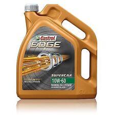 Castrol EDGE 10W60 supercar - 5 litri