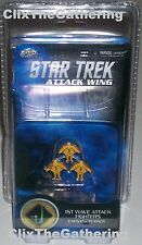 1ST WAVE ATTACK FIGHTER STAR TREK: ATTACK WING EXPANSION PACK Hideki-Class ships