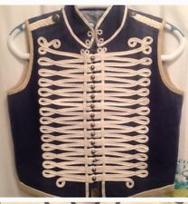 NWT RaRE Stella McCartney Jay Kids Military Band Sargent Peppers Vest Size 4