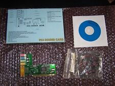 Optical 3D PCI Sound Card