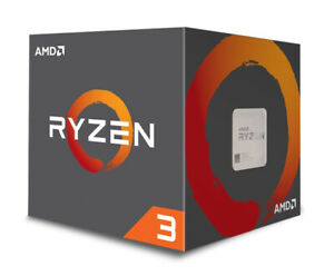 AMD Ryzen 3 1200 3.1GHz L3 Desktop Processor Boxed