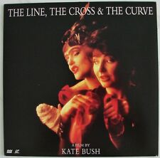 A Film by  KATE BUSH  The LINE  The CROSS  & The CURVE  RaRe Laserdisc  Edition