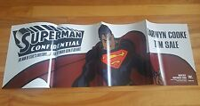 superman confidential 2006 promo poster