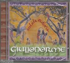 GIULIODORME - Solida euforia - CD 2002 SIGILLATO