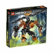 Brand New in Box Sealed Lego Hero Factory - Rotor (7162)