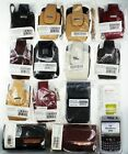 New Genuine Blackberry Leather Case Curve Tour Storm Touch Bold Pearl Style Etc.