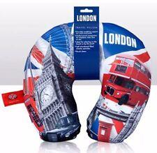 Souvenir Londra Big Ben Micro Collo Con Perline viaggiare comodo cuscino