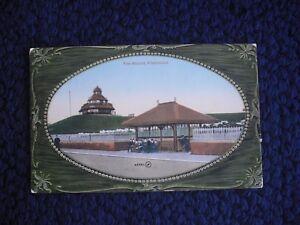 POSTCARD, THE MOUNT, FLEETWOOD, BLACKPOOL, LANCS 1911