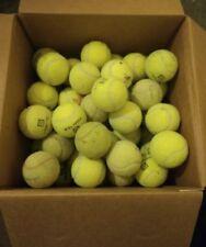 Lot of 50 Used Tennis Balls.