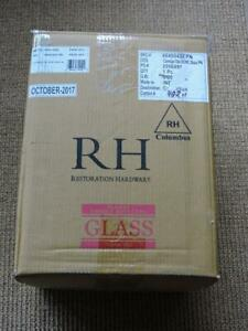 RESTORATION HARDWARE Claridge Single Sconce Bronze $200.00 NEW IN BOX