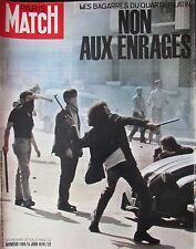 PARIS MATCH N° 1100 de 1970 GUERILLA QUARTIER LATIN / HITLER raconté par un NAZI