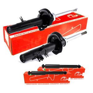Kit 4 Ammortizzatori Anteriori e Posteriori Speed Fiat Idea Lancia Musa