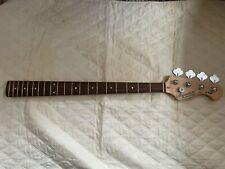 Signature bass neck, Rose maple, complete