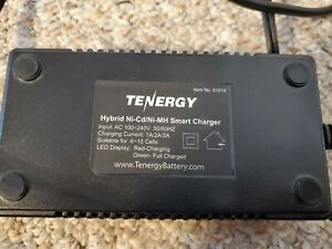 Tenergy Hybrid Ni-Cd/Ni-MH Smart Charger For Battery Packs Airsoft