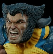 EXCLUSIVE HEAD ONLY! Wolverine Sideshow Premium Format Statue marvel x-men