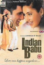 INDIAN BABU - JAZ PANDHER GURLEEN CHOPRA - NEW BOLLYWOOD DVD - FREE UK POST