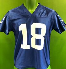 J664/150 NFL Indianapolis Colts Peyton Manning #18 Jersey Youth Medium 10-12
