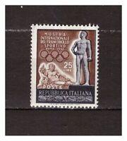 S21588) Italy 1952 MNH New Sports 1v