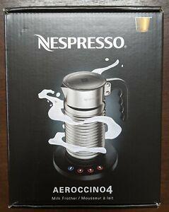Nespresso Aeroccino 4 4192-US Milk Frother New