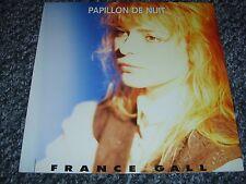 """FRANCE GALL - Papillion De Nuit German 1987 WEA 12"""""""