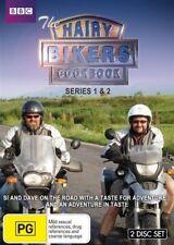 The Hairy-Bikers Cookbook : Series 1-2 (DVD, 2010, 2-Disc Set)