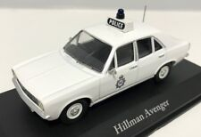 ATLAS BEST OF BRITISH POLICE CARS 1/43 HILLMAN AVENGER WEST YORKSHIRE POLICE