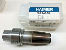 Haimer E32.140.06 Hsk 32 Shrink Chuck 6 mm Tool Holder from Dmg Hsc-20 Hsk32