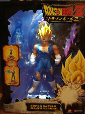 "Bandai, Dragonball Z ""SUPER SAIYAN MAJIN VEGETA"" very rare figure w/ access New!"