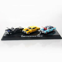 1971 Aussie Classics XY Ford Falcon Taxi Set 1:64 Scale Diecast Model Hobby Car