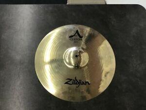 "Zildjian 18"" A Custom Crash Cymbal (LIN024228)"