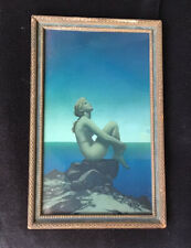 Maxfield Parrish Stars Original Print Original Art Deco Frame Survivor Quality